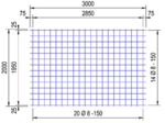 PS335A : 8*15*15 (2x3 meter)