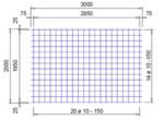 PS524V : 10*15*15 thermisch verzinkt
