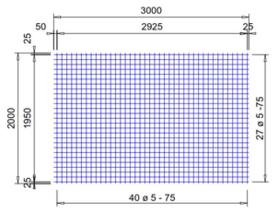 PS262V : 5*7.5*7.5 thermisch verzinkt