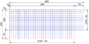 BEC424A : 9*15*15 (6.00x2.40 meter)