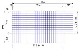 BEC335A : 8*15*15 (4.45x2.35 meter)