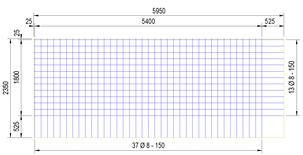 B335A : 8*15*15 (5.95x2.35 meter)
