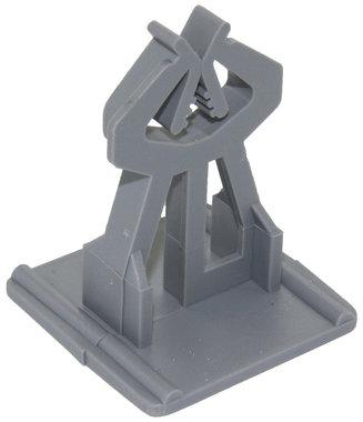 Zak PVC Pion 35 mm. (250 stuks)