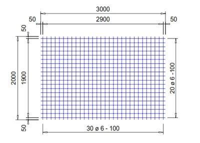 PS283A : 6*10*10 (2x3 meter)